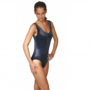 Fitness-Dress ohne Arm, Polyamid/Elasthan (Lycra), gold,...